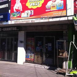 Liquidadora Okis en Santiago