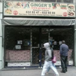 Ginger's Delivery en Santiago
