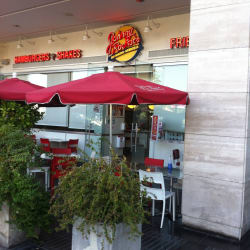 Johnny Rockets en Santiago