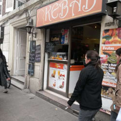 Kebab en Santiago