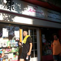 Kinomo en Santiago