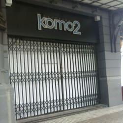 Komo 2 en Santiago