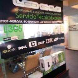 LCD Chile en Santiago