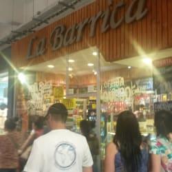 La Barrica en Santiago