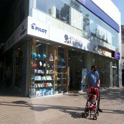 Librería Palotes en Santiago