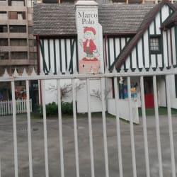 Marco Polo en Santiago
