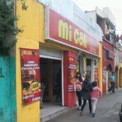 Mi Cali Parrilla en Santiago