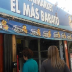 Minimarket El Más Barato en Santiago