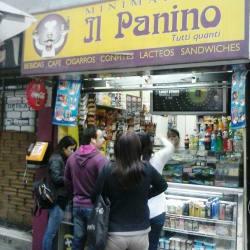 Minimarket Il Panino en Santiago