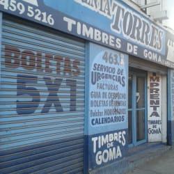 Imprenta Torres en Santiago