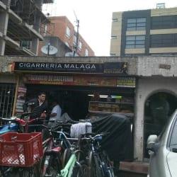 Cigarrería Malaga en Bogotá