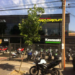 Moto Store Procircuit en Santiago