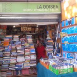Librería La Odisea en Santiago