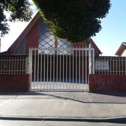Parroquia San Francisco de Asís en Santiago