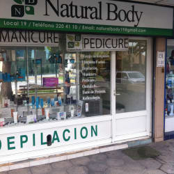Natural Body en Santiago