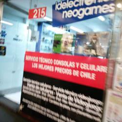 Neogames en Santiago