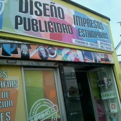 """Impresos, Diseño y Publicidad """"Imprimo.cl"""" en Santiago"""