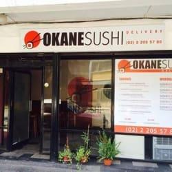 Sakin-Okane Sushi en Santiago