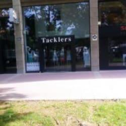Tacklers - Alonso Córdova en Santiago