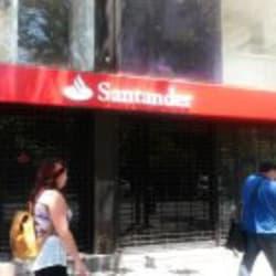 Banco Santander Tobalaba en Santiago