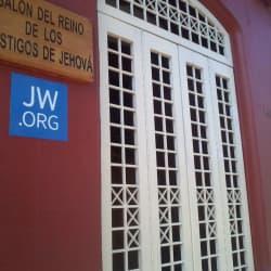 Salón del Reino de los Testigos de Jehova - Gamero en Santiago