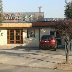 Restaurante Jian Ye en Santiago
