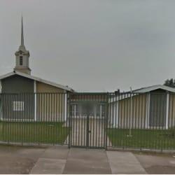 Iglesia SUD Barrio Tocornal en Santiago