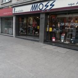 Moss - Los Leones en Santiago