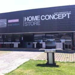 Kenmore Home Concept Store en Santiago