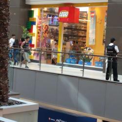 Lego - Costanera Center en Santiago