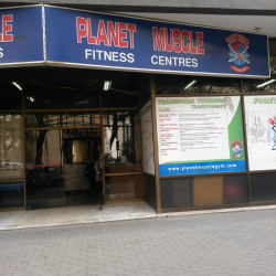 Planet Muscle Gym en Santiago