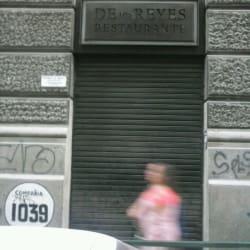 Restaurante De Los Reyes en Santiago