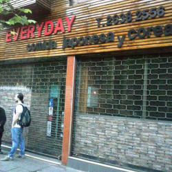 Restaurant Everyday en Santiago