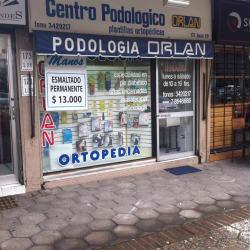 Podología Orlan en Santiago