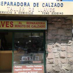 Reparadora de Calzado Apoquindo en Santiago