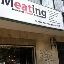 Meating Social Food Store en Santiago