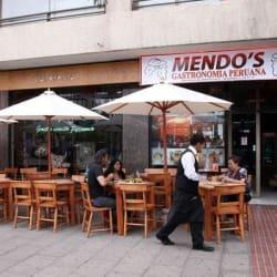 Mendo's en Santiago