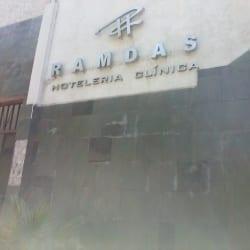 Hotel Ramdas en Santiago