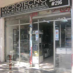 Microtecno en Santiago