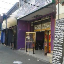 Millonario en Santiago