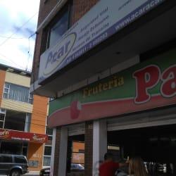 Acar en Bogotá