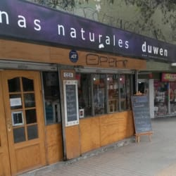 Lanas Naturales Duwen en Santiago