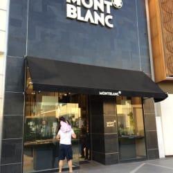 Mont Blanc - Mall Parque Arauco en Santiago
