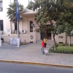 Policía de Investigaciones de Chile - Cuartel General en Santiago