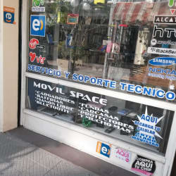 Movil Space en Santiago