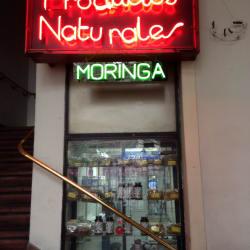 Tienda Naturista Moringa en Santiago