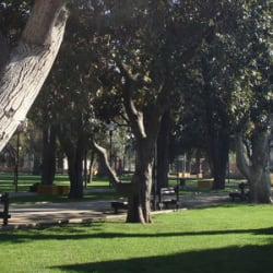 Parque Lo Varas en Santiago