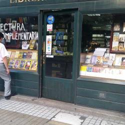 Librería Proa en Santiago