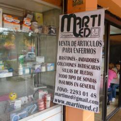 MartiMed en Santiago