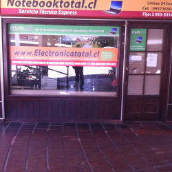 Notebook Total en Santiago